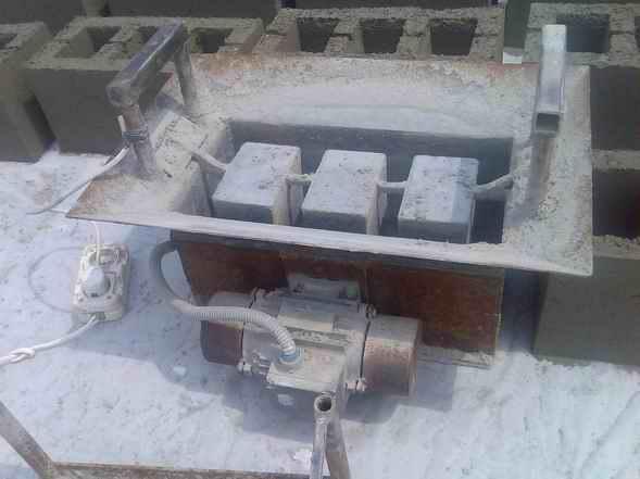 Купить форму для изготовления блоков своими руками