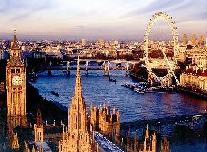 Великобритания лондон фотографии